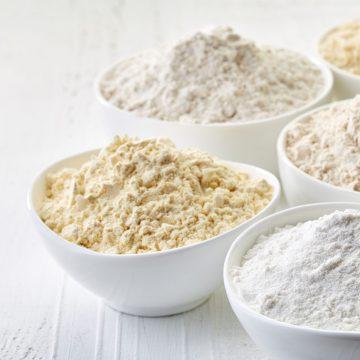 Mąki, cukry, sole, drożdże